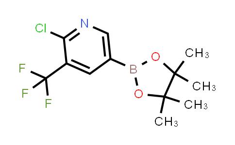 BP24160 | 741709-67-1 | 2-chloro-5-(4,4,5,5-tetramethyl-1,3,2-dioxaborolan-2-yl)-3-(trifluoromethyl)pyridine