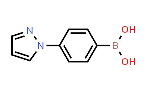 BP24164 | 891270-35-2 | 4-(1H-pyrazol-1-yl)phenylboronic acid
