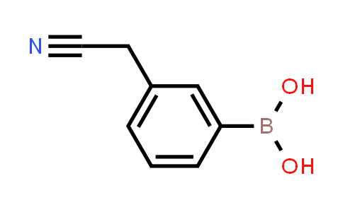 BP24167   220616-39-7   3-(cyanomethyl)phenylboronic acid