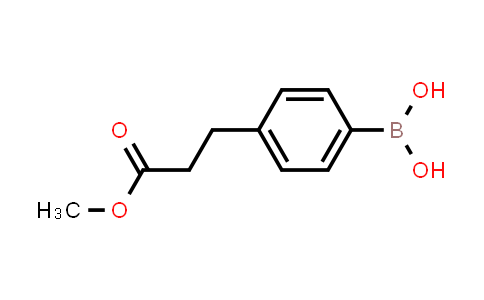 BP24174   850568-44-4   4-(3-methoxy-3-oxopropyl)phenylboronic acid