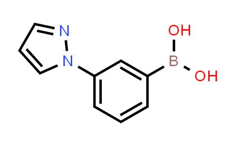BP24186   476620-22-1   3-(1H-pyrazol-1-yl)phenylboronic acid