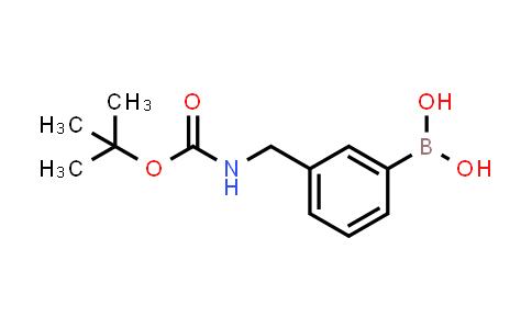 BP24188 | 199609-62-6 | 3-((tert-butoxycarbonylamino)methyl)phenylboronic acid