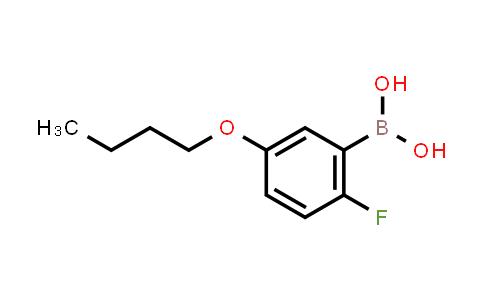 BP24189 | 849062-31-3 | 5-butoxy-2-fluorophenylboronic acid
