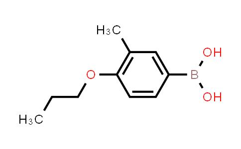 BP24195 | 279262-88-3 | 3-methyl-4-propoxyphenylboronic acid