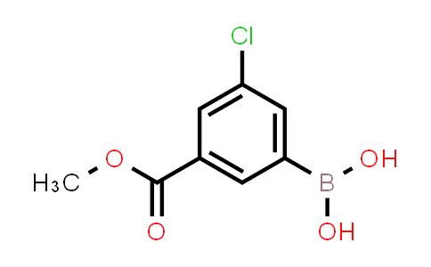 BP24201 | 957120-26-2 | 3-chloro-5-(methoxycarbonyl)phenylboronic acid