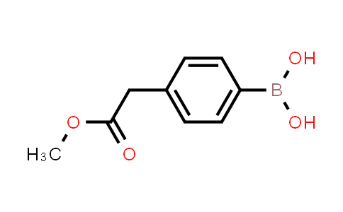 BP24202 | 454185-96-7 | 4-(2-methoxy-2-oxoethyl)phenylboronic acid