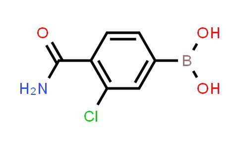BP24206   850589-52-5   4-carbamoyl-3-chlorophenylboronic acid