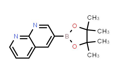BP24220   1036379-05-1   3-(4,4,5,5-tetramethyl-1,3,2-dioxaborolan-2-yl)-1,8-naphthyridine