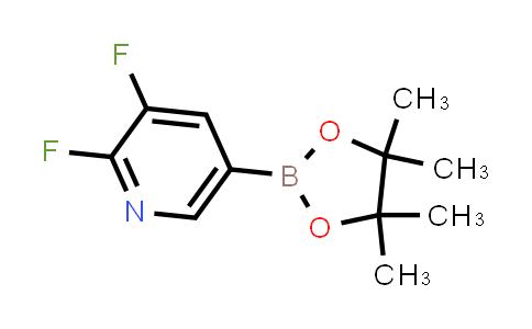 BP24222 | 1154579-82-4 | 2,3-difluoro-5-(4,4,5,5-tetramethyl-1,3,2-dioxaborolan-2-yl)pyridine