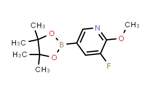 BP24223 | 1310384-35-0 | 3-fluoro-2-methoxy-5-(4,4,5,5-tetramethyl-1,3,2-dioxaborolan-2-yl)pyridine