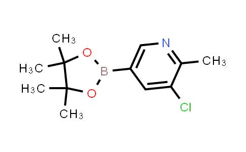 BP24224 | 1383985-18-9 | 3-chloro-2-methyl-5-(4,4,5,5-tetramethyl-1,3,2-dioxaborolan-2-yl)pyridine