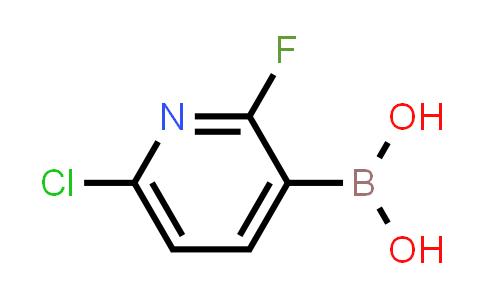 BP24228 | 1256345-66-0 | (6-chloro-2-fluoropyridin-3-yl)boronic acid