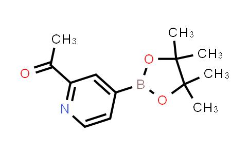 BP24229   741709-58-0   1-(4-(4,4,5,5-tetramethyl-1,3,2-dioxaborolan-2-yl)pyridin-2-yl)ethanone
