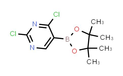 BP24239 | 1073354-24-1 | 2,4-dichloro-5-(4,4,5,5-tetramethyl-1,3,2-dioxaborolan-2-yl)pyrimidine