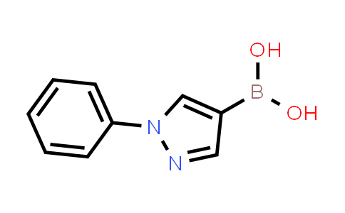 BP24242 | 1201643-70-0 | (1-phenyl-1H-pyrazol-4-yl)boronic acid