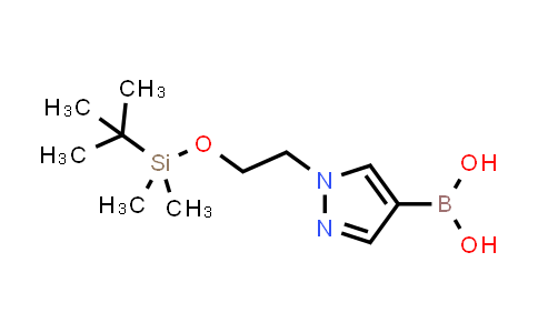 BP24244 | 930596-74-0 | (1-(2-((tert-butyldimethylsilyl)oxy)ethyl)-1H-pyrazol-4-yl)boronic acid