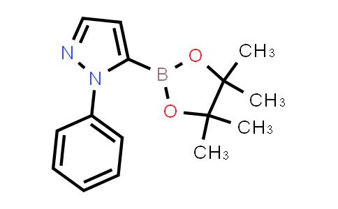 BP24248   1238702-58-3   1-phenyl-5-(4,4,5,5-tetramethyl-1,3,2-dioxaborolan-2-yl)-1H-pyrazole