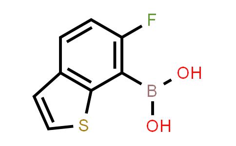 BP24256 | 324769-09-7 | (6-fluorobenzo[b]thiophen-7-yl)boronic acid