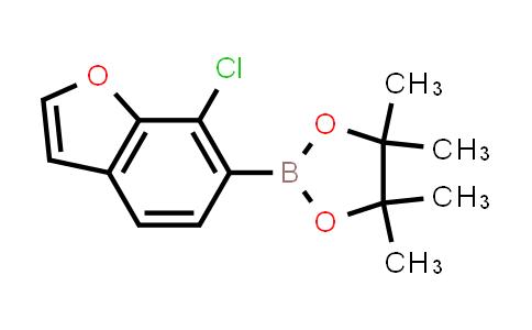 BP24260 | 1154740-86-9 | 2-(7-chlorobenzofuran-6-yl)-4,4,5,5-tetramethyl-1,3,2-dioxaborolane