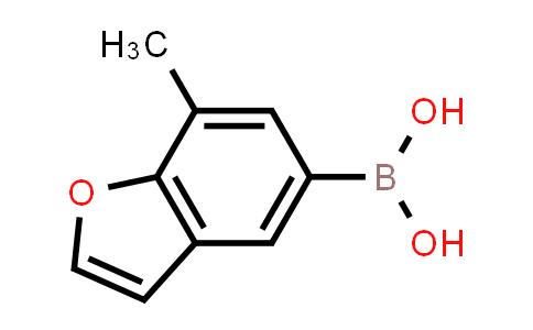 BP24263 | 254886-15-2 | (7-methylbenzofuran-5-yl)boronic acid