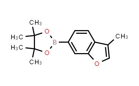 BP24264 | 1132943-82-8 | 4,4,5,5-tetramethyl-2-(3-methylbenzofuran-6-yl)-1,3,2-dioxaborolane