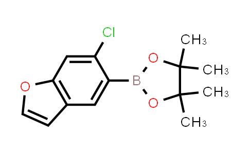 BP24265 | 1154741-00-0 | 2-(6-chlorobenzofuran-5-yl)-4,4,5,5-tetramethyl-1,3,2-dioxaborolane