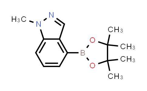 BP24276 | 885698-94-2 | 1-methyl-4-(4,4,5,5-tetramethyl-1,3,2-dioxaborolan-2-yl)-1H-indazole