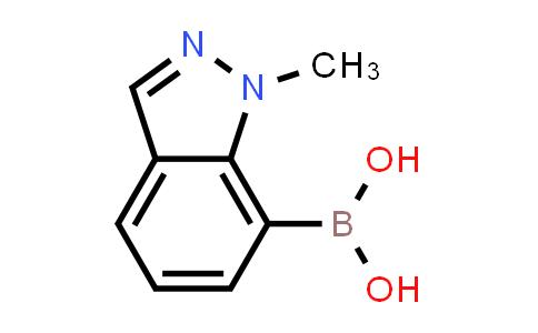 BP24277 | 1001907-59-0 | (1-methyl-1H-indazol-7-yl)boronic acid