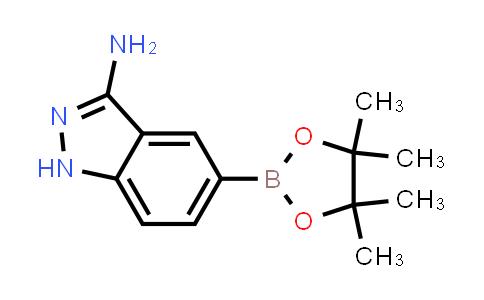 BP24282 | 953411-16-0 | 5-(4,4,5,5-tetramethyl-1,3,2-dioxaborolan-2-yl)-1H-indazol-3-amine