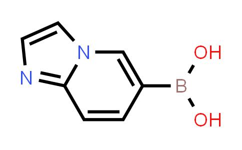 BP24283 | 913835-63-9 | imidazo[1,2-a]pyridin-6-ylboronic acid