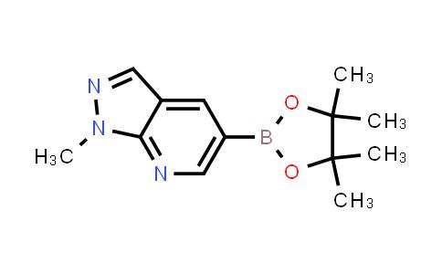 BP24287 | 1312312-78-9 | 1-methyl-5-(4,4,5,5-tetramethyl-1,3,2-dioxaborolan-2-yl)-1H-pyrazolo[3,4-b]pyridine