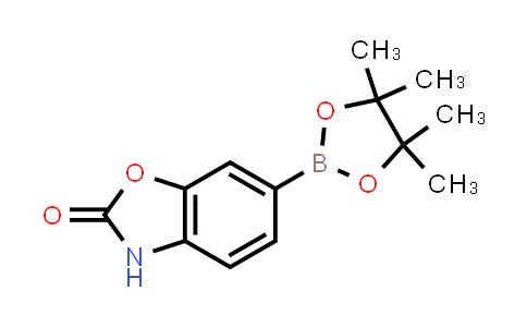 BP24289 | 1105710-32-4 | 6-(4,4,5,5-tetramethyl-1,3,2-dioxaborolan-2-yl)benzo[d]oxazol-2(3H)-one