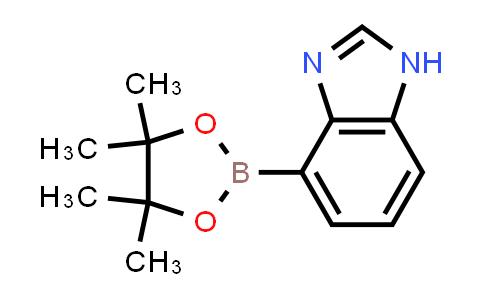 BP24292 | 1352796-63-4 | 4-(4,4,5,5-tetramethyl-1,3,2-dioxaborolan-2-yl)-1H-benzo[d]imidazole