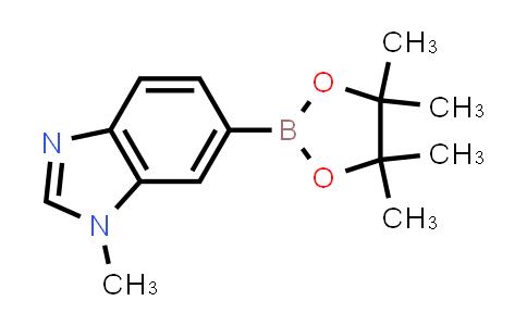 BP24295 | 1107627-01-9 | 1-methyl-6-(4,4,5,5-tetramethyl-1,3,2-dioxaborolan-2-yl)-1H-benzo[d]imidazole