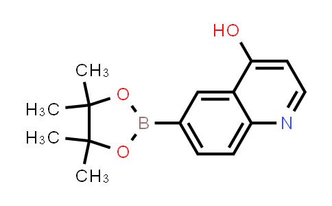 BP24306 | 1201844-89-4 | 6-(4,4,5,5-tetramethyl-1,3,2-dioxaborolan-2-yl)quinolin-4-ol