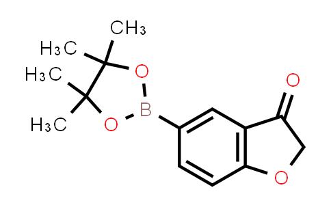 5-(4,4,5,5-tetramethyl-1,3,2-dioxaborolan-2-yl)benzofuran-3(2H)-one