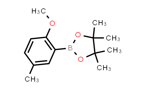BP24333 | 1416165-54-2 | 2-(2-methoxy-5-methylphenyl)-4,4,5,5-tetramethyl-1,3,2-dioxaborolane
