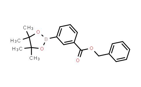 benzyl 3-(4,4,5,5-tetramethyl-1,3,2-dioxaborolan-2-yl)benzoate