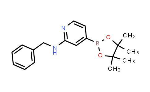 BP24366 | 1350918-91-0 | N-benzyl-4-(4,4,5,5-tetramethyl-1,3,2-dioxaborolan-2-yl)pyridin-2-amine