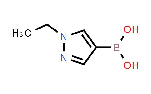 (1-ethyl-1H-pyrazol-4-yl)boronic acid