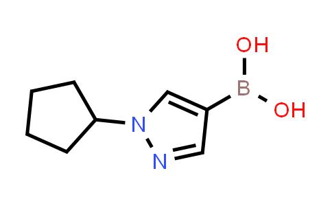 BP24389 | 1416786-06-5 | (1-cyclopentyl-1H-pyrazol-4-yl)boronic acid