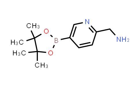 BP24398   880495-82-9   (5-(4,4,5,5-tetramethyl-1,3,2-dioxaborolan-2-yl)pyridin-2-yl)methanamine