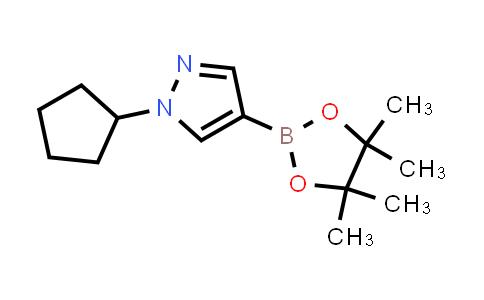 BP24421 | 1233526-60-7 | 1-cyclopentyl-4-(4,4,5,5-tetramethyl-1,3,2-dioxaborolan-2-yl)-1H-pyrazole