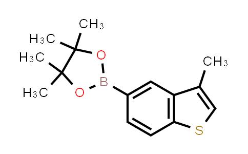 BP24442 | 1404110-11-7 | 4,4,5,5-tetramethyl-2-(3-methylbenzo[b]thiophen-5-yl)-1,3,2-dioxaborolane