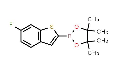 BP24444 | 1381960-83-3 | 2-(6-fluorobenzo[b]thiophen-2-yl)-4,4,5,5-tetramethyl-1,3,2-dioxaborolane