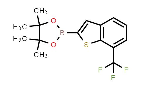 BP24450 | 1310384-44-1 | 4,4,5,5-tetramethyl-2-(7-(trifluoromethyl)benzo[b]thiophen-2-yl)-1,3,2-dioxaborolane