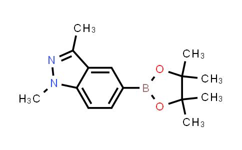 BP24453   1220696-53-6   1,3-dimethyl-5-(4,4,5,5-tetramethyl-1,3,2-dioxaborolan-2-yl)-1H-indazole
