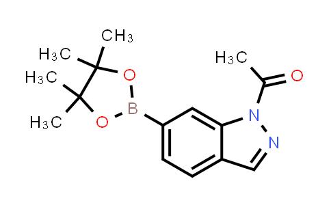 BP24455   1256359-07-5   1-(6-(4,4,5,5-tetramethyl-1,3,2-dioxaborolan-2-yl)-1H-indazol-1-yl)ethanone