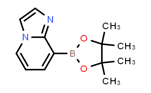 BP24460 | 1353387-21-9 | 8-(4,4,5,5-tetramethyl-1,3,2-dioxaborolan-2-yl)imidazo[1,2-a]pyridine