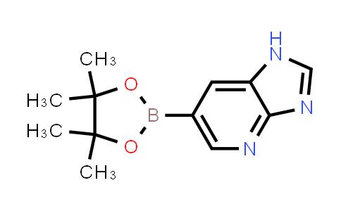 6-(4,4,5,5-tetramethyl-1,3,2-dioxaborolan-2-yl)-1H-imidazo[4,5-b]pyridine
